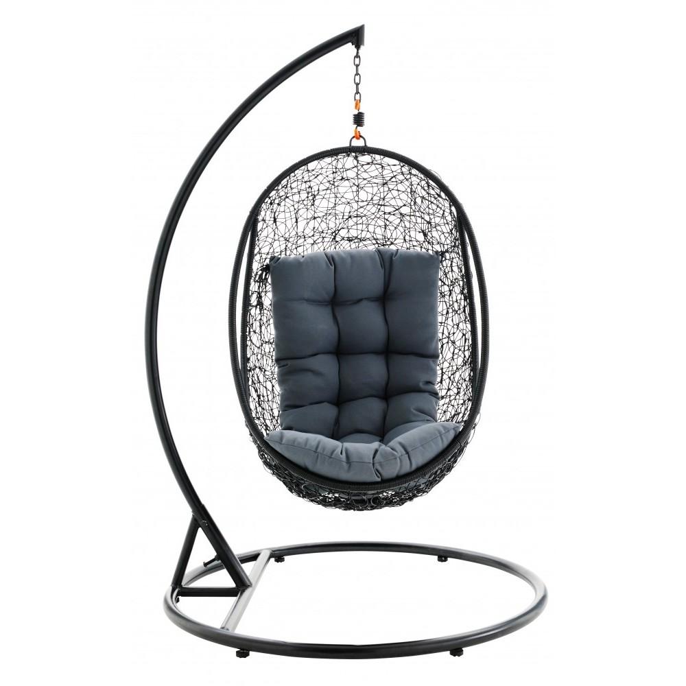 le soleil est l vous le mobilier de jardin tendance et design et le fauteuil suspendu. Black Bedroom Furniture Sets. Home Design Ideas