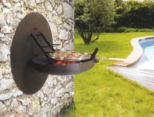 barbecue mural design et pratique de la marque focus