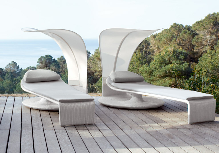 Chaise longue design   EOOS