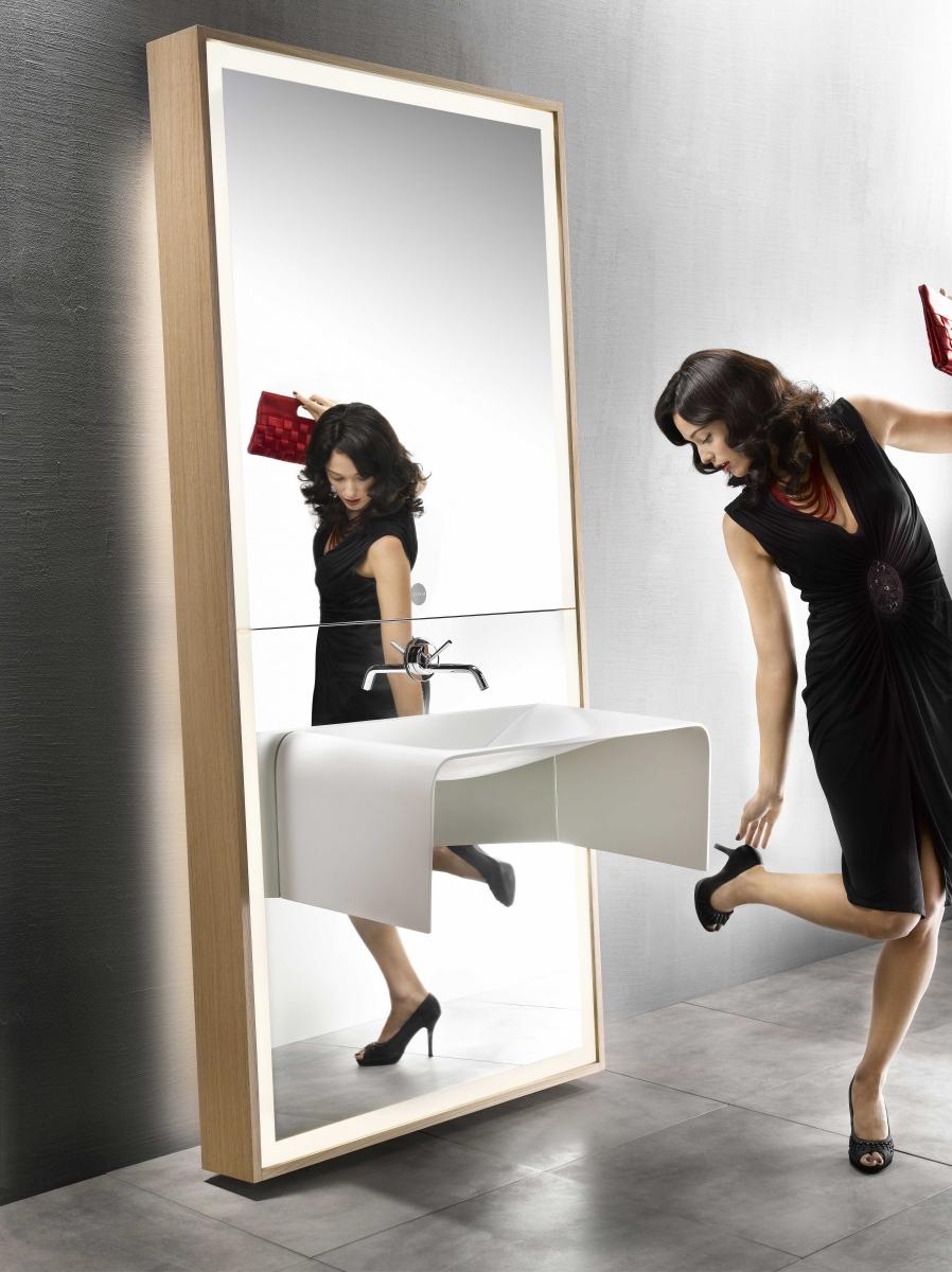 Meuble de salle de bains Image d'O | Delpha