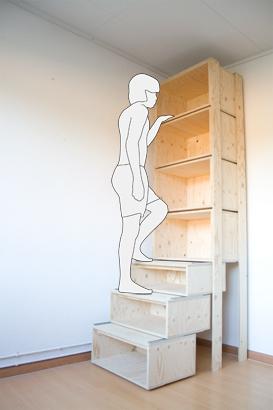 Rangements pratiques et esth tiques pour petits espaces for Meubles petit espace