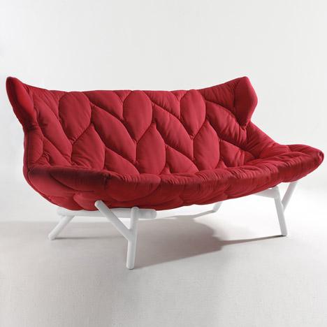 Focus dans votre salon petite s lection de canap s design blog meuble - Canape marque italienne ...